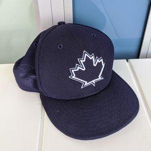 New Era Blue Jays Fitted Baseball Cap - Sz…